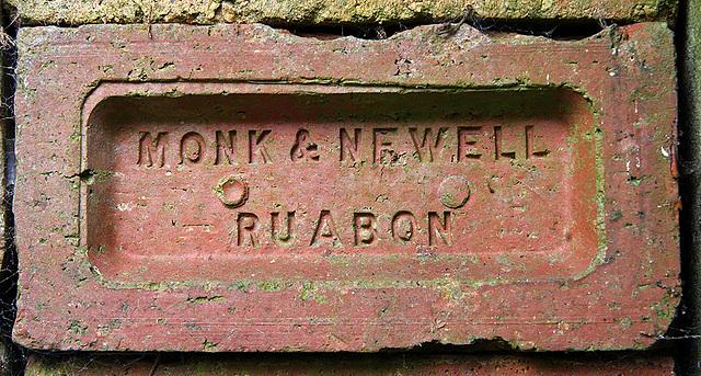 Monk & Newell Ruabon