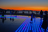 Greetings to the sun, Zadar, Croatia