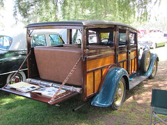 1933 Dodge Brothers Woody Wagon