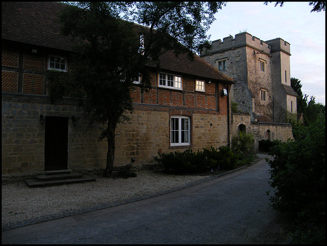 Little Wittenham Manor