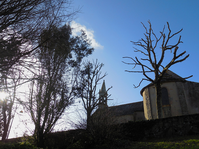 église de SAINT CADO,