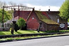 Old farm in Voorhout