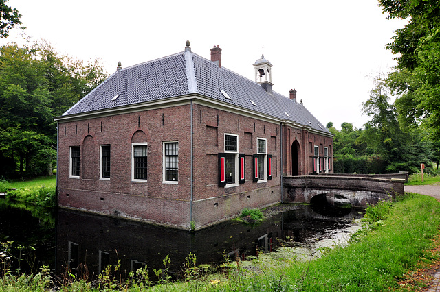 Gatehouse of the Elswout estate