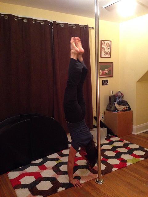Handstands - Day 28