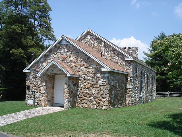 Bluemont presbyterian church.