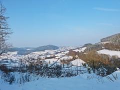 Ma Bourgogne hivernale