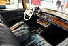 Techno Classica 2011 – Mercedes-Benz dashboard
