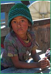 De la vallée de Thamé route du Khumbu