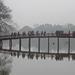 Brücke zum  Ngoc Son Tempel  Hanoi