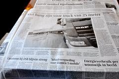 Don't be afraid of 25 m trucks