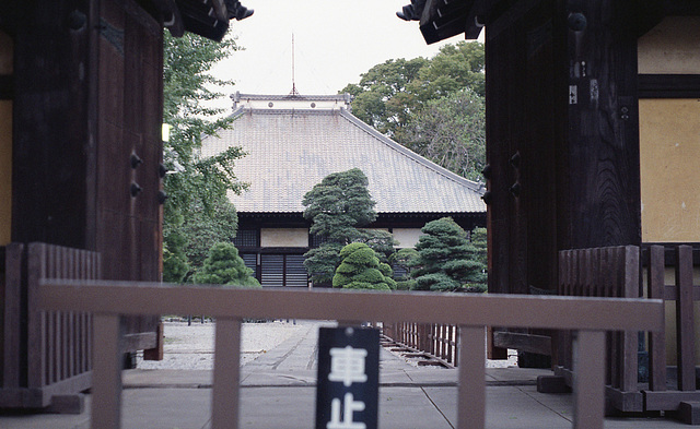 A temple in Kawagoe