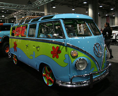 1967 Scooby-Doo VW Bus (3866)