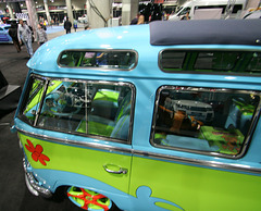 1967 Scooby-Doo VW Bus (3872)