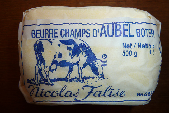 Butter of Nicolas Falise