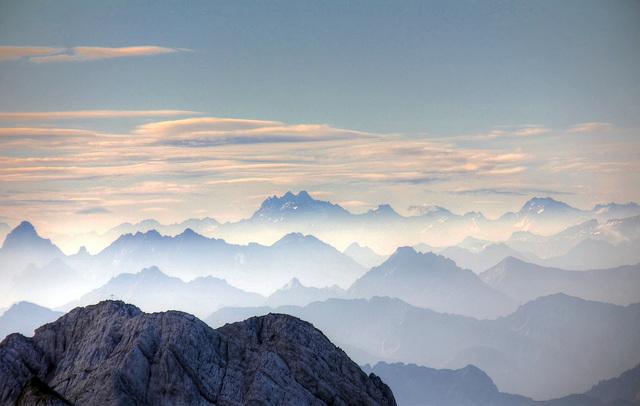 100 Peaks - 100 Gipfel