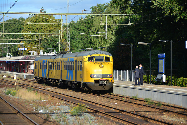 EMU 942 at Ede-Wageningen