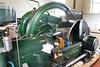 """1930 Crossley 126 HP diesel engine in the old pumping station """"De Antagonist"""""""