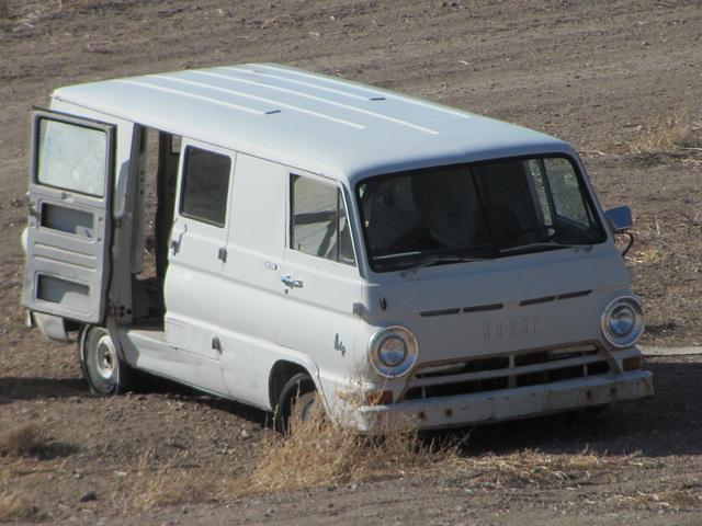 Dodge A108 Van