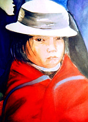 Child of the Andes - Ecuador