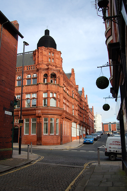 Library Street,Wigan