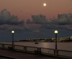 Moon ..