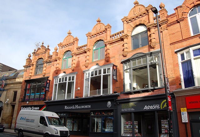 Library Street, Wigan, Greater Manchester