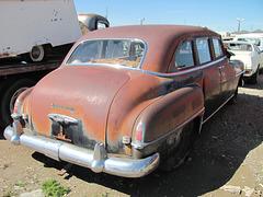 1951 Dodge Coronet 8 Passenger Sedan