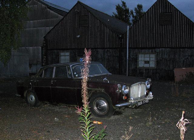 Rover P5 V8