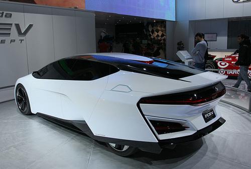 Honda FCEV (3785)