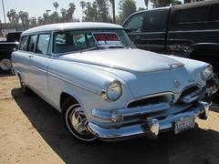 1955 Dodge Suburban 2 Door Wagon