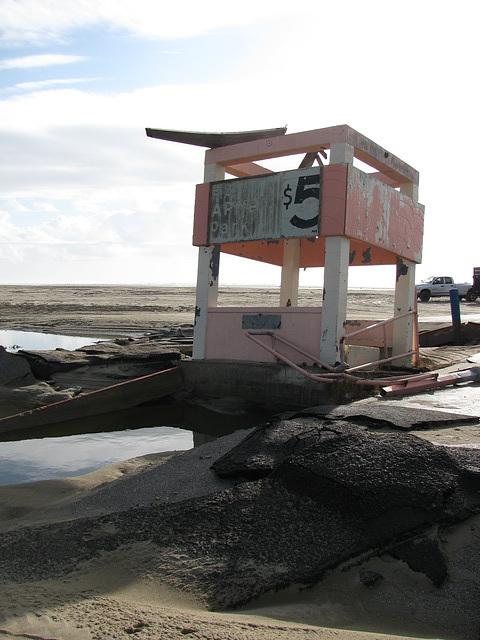 Galveston East Beach After Hurricane Ike 0772