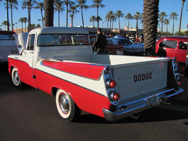 1959 Dodge Sweptside Pickup