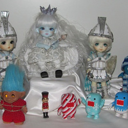 At the Snow Queen's Court