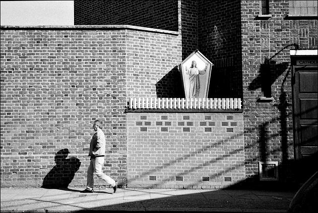 Sacred Heart, Camberwell. London SE5.