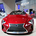 Lexus at LA Auto Show (3668)