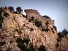 Suggestive rovine del castello d'Ultrera