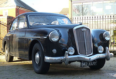 1958 Wolseley 6/90 (1) - 11 January 2014