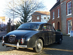 1958 Wolseley 6/90 (2) - 11 January 2014