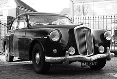 1958 Wolseley 6/90 (1M) - 11 January 2014
