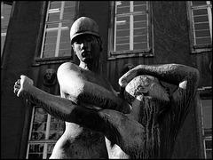 Bellona-Skulptur von Georg Kolbe