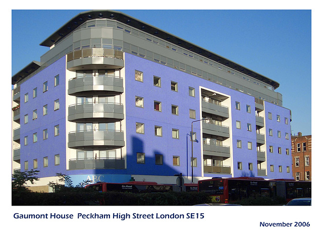 Gaumont House - Peckham  - London SE15
