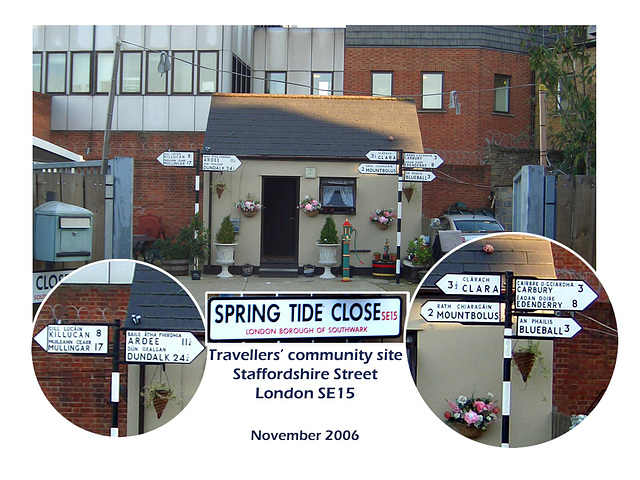 Spring Tide Close - London SE15