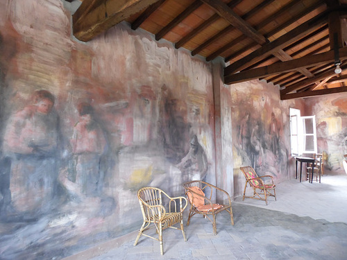 The Upper Room, Casa Cordati