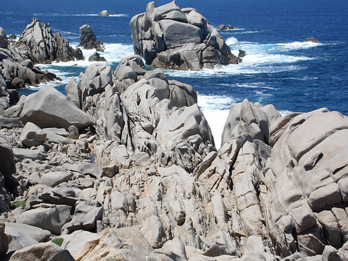 The Rocks of Capo Testa