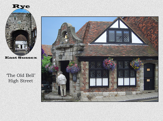Rye - The Old Bell High Street