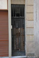 Porte Barcelone