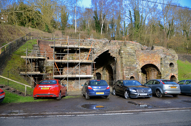 Bedlam Furnaces, Ironbridge Shropshire
