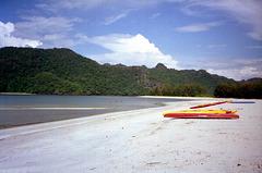 Tanjung Rhu, Langkawi, Malaysia, Dec. 1995 (060°)