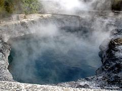 Hot pool, Rotorua