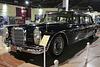 Sharjah 2013 – Sharjah Classic Cars Museum – The Sheikh's Mercedes